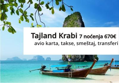 Tajland Krabi 4